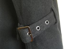 Jaunatviškas paltukas rudeniui