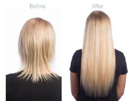 Plaukų Priauginimas. Akcija Europietiškom sruogelė