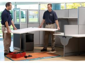 Nestandartinių baldų surinkėjas/montuotojas