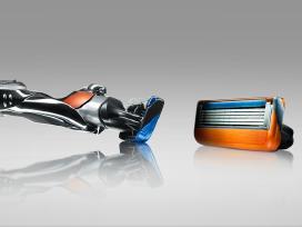Gillette peiliukai už protingas kainas