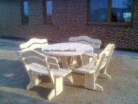 Kokybiški ir pigūs tik iš ąžuolo medienos gaminiai