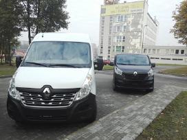 Keleivinių ir krovininų mikroautobusų nuoma