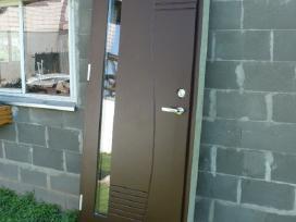 Aukščiausios kokybės Šarvuotu-seifo duru gamyba - nuotraukos Nr. 4