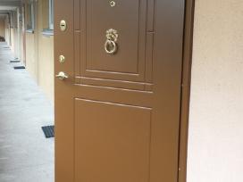 Aukščiausios kokybės Šarvuotu-seifo duru gamyba - nuotraukos Nr. 6
