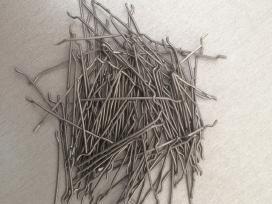 Fibra, polipropileninis plausas, metaline fibra - nuotraukos Nr. 2