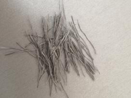 Fibra, polipropileninis plausas, metaline fibra - nuotraukos Nr. 3