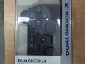 PS3 valdymo pulteli joystick new playstatation 3