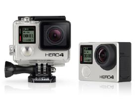 Gopro Hero 6 black, Hero 4, session kamera nauja