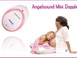Išgirskite savo būsimo kūdikio širdies plakimą