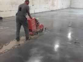 Pramoninis betonas