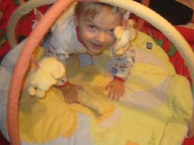 Parduodu lavinamąjį kilimėlį ir žaisliukus - nuotraukos Nr. 3
