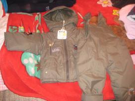 Parduodamas komplektas - striukė ir kelnės