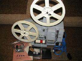 "Kino projektorius 8mm-super ""Rus"""