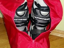 Kalnų slidžių batai, Europietiškas dydis 39