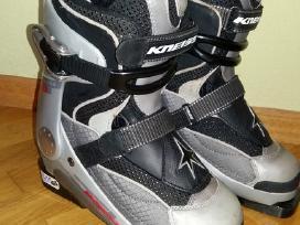 Kalnų slidžių batai, Europietiškas dydis 37