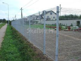 Tvoros segmentinės, tinklinės prekyba,montavimas - nuotraukos Nr. 2