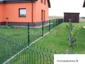 Tvoros segmentinės, tinklinės prekyba,montavimas - nuotraukos Nr. 6