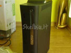 Xbox 360 elite 120 GB (jasper) su garantija - nuotraukos Nr. 2