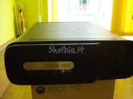 Xbox 360 elite 120 GB (jasper) su garantija - nuotraukos Nr. 4