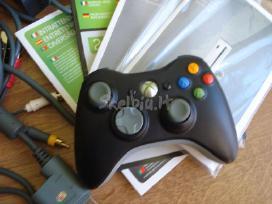 Xbox 360 elite 120 GB (jasper) su garantija - nuotraukos Nr. 6