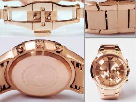 Emporio Armani Men Ar2452 Gold