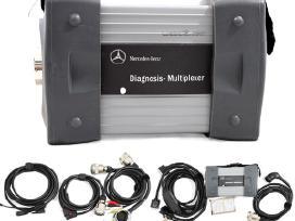 MB Star C3 arba C4 Sd Connect Mercedes Benz