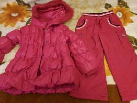 Benetono pukine striuke ir sniego keln, lietpaltis