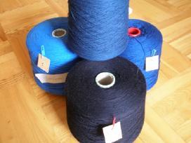 Mezgimo siūlai iš Italijos-100% Lambs, Virgin Wool