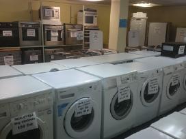 100-mečio proga skalbimo mašinos nuo 100 Eur