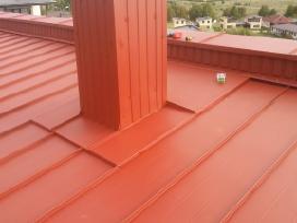 Stogų remontas, stogų dengimas, skardinimo darbai