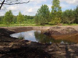Tvenkiniu, prudu kasimas, valymas, zemes darbai