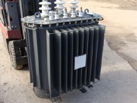 Transformatoriu, generatoriu, sterilizatoriu