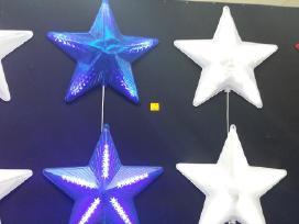 Kaledoms papuosimai,burbulai,zvaigzdes, Led elniai