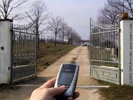 Gsm Vartų valdymo modulis Ditel Gsm-gate