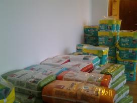 First price - 7 eur, pampers Giga - 22 eur