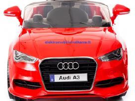 Elektromobilis vaikams Audi A3 Licenzijuotas - nuotraukos Nr. 3