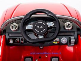 Elektromobilis vaikams Audi A3 Licenzijuotas - nuotraukos Nr. 6