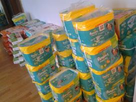 Pampers Giga -22eur, First price - 7eur. Pristatom