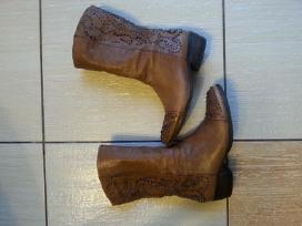 Katrine Couture naturalios odos batai
