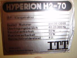 MB Quart 610s, Baltica-90 Itt hiperion