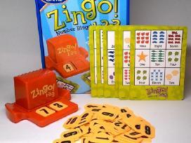 Stalo žaidimas Zingo skaičiai 11,6€