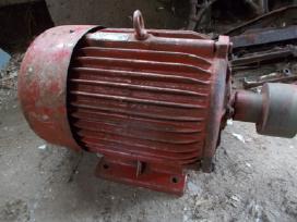 Parduodu trifazius elektros variklius, varikliai