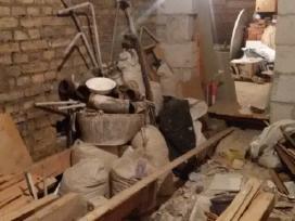 Statybinių siukšlių- atliekų išvežimas - nuotraukos Nr. 3