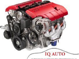 Atomobilių variklių remontas Iq Auto autoservise