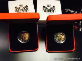 Proginės 2 eurų monetos, rinkiniai setai!