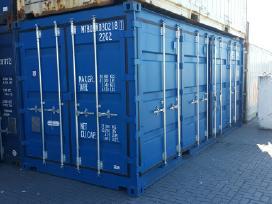 """Jūriniai konteineriai 40"""" Hc"""