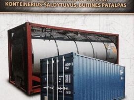 """Parduodami konteineriai 40"""" Hc , 45"""" Hc , 40"""" Dv - nuotraukos Nr. 13"""