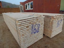 Statybine mediena, pirma rusis, daililentes