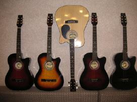 Gera Dovana Akustine Gitara nuo 69eur Naujos