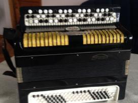 Parduodu armonikas - akordeonus